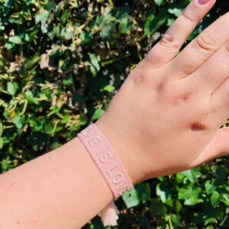 Afbeelding voor categorie Geweven armbanden