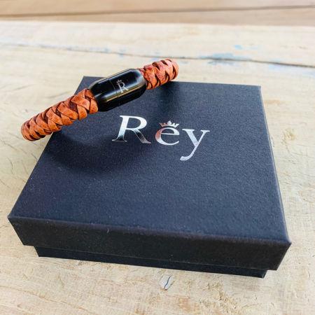 Afbeelding voor categorie Leder armbanden