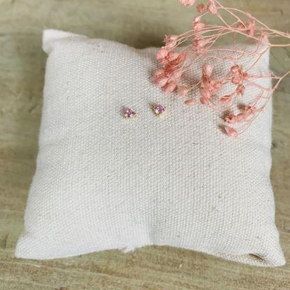 Afbeeldingen van Little pink stone