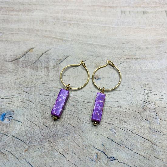 Afbeeldingen van Aleza - Marble Purple